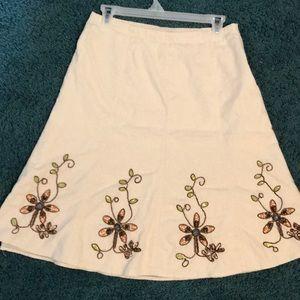 Super cute beaded skirt